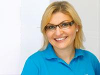 Zahnarzt für Hannover Frau Jguburia Profilfoto
