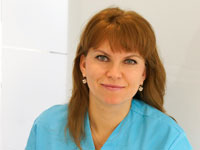 Zahnmedizinische Fachangestellte Frau Schwarz