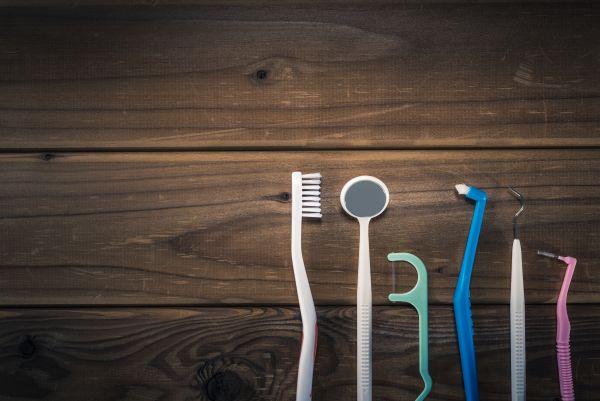 Werkzeuge zum entfernen von Plaque